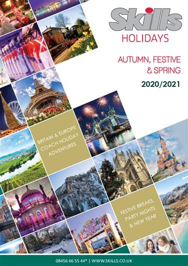 Autumn, Festive & Spring 2020/21