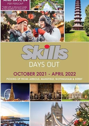 Days Out Leaflet (November - April 2022)