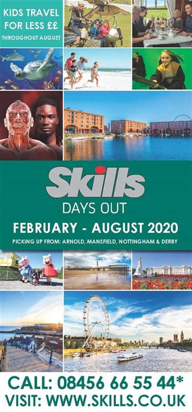 Days out Leaflet