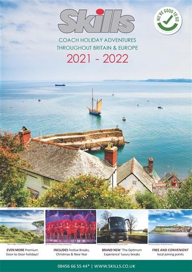2021 Skills & Skills Premium Brochure