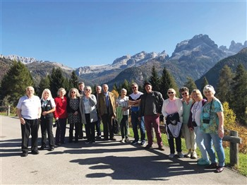 Organised Group Travel with Skills