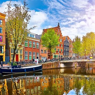 Amsterdam Mini Cruise - Skills Reunion