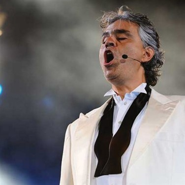Andrea Bocelli in Tuscany