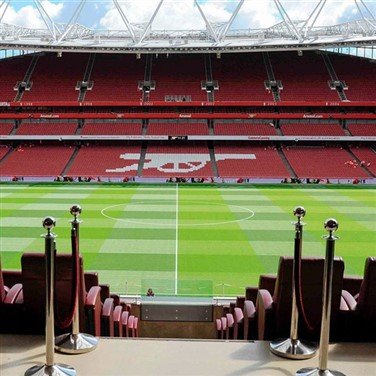 Arsenal Emirates Football Stadium Tour