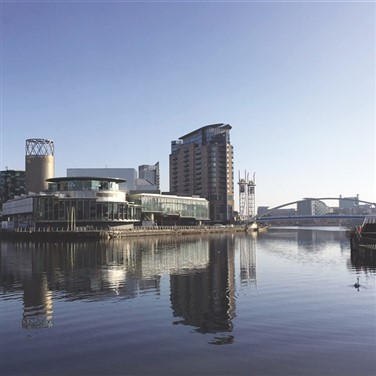 BBC Tour at MediaCityUK: Behind the Scenes