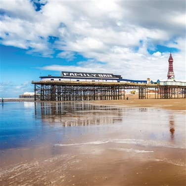 Best of the North West feat Blackpool  2022