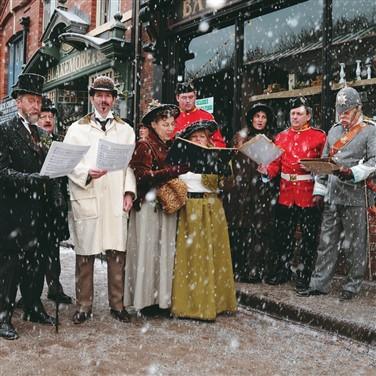 What The Dickens! Victorian Christmas @ Ironbridge