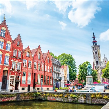 NEW In Flanders Fields Ostend, Bruges & Ypres 2022