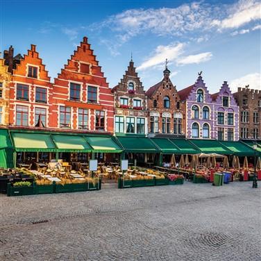 Ostend Bruges & Ghent