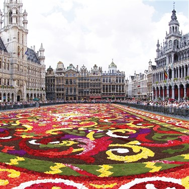 Best of Belgium feat Brussels Flower Carpet 2022