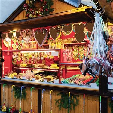 Winchester & Salisbury Christmas Markets