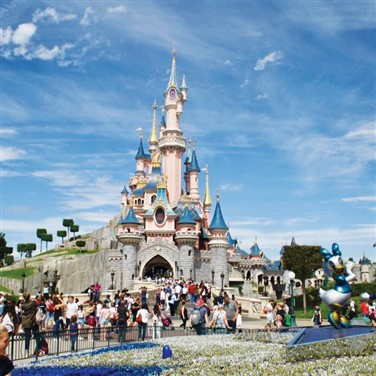 Disneyland Paris Ft Paris Explorer