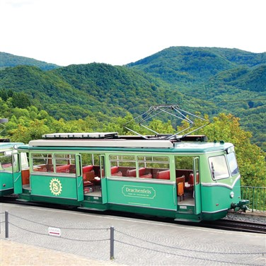 Little Trains & Boats of the Rhine Valley