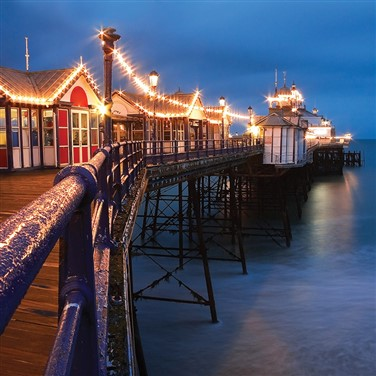The Most Wonderful time of the year in Eastbourne