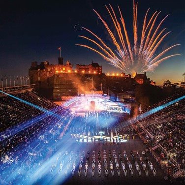 The Royal Edinburgh Military Tattoo 2022