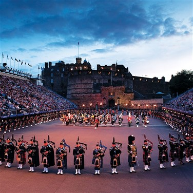 The Edinburgh Royal Military Tattoo