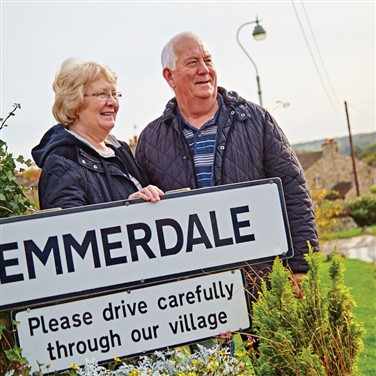 Leeds Shopper & Emmerdale Experience