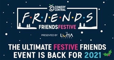 'Friends Festive' Fun in Blackpool