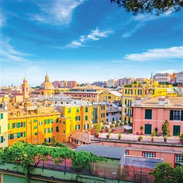 Golden Italy in Springtime: Genoa, Pisa & Lucca
