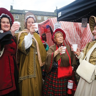 Grassington Dickensian & York Christmas Festivals