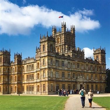 Morse's Oxford & Dowton Abbey 2022