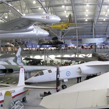 Classic Cambridge Imperial War Museum Duxford 2022