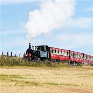 Isle of Man Steam Railway 2022