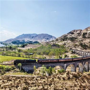Royals & Rails in Scotland 2022