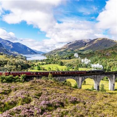 Great Railway Journeys of Scotland 2022