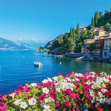Spring on the Lakes Como & Maggiore