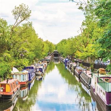 Little Venice & Camden Lock Canal Cruise
