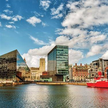 4 * Liverpool City Break 2022