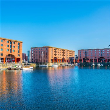 4 * Liverpool City break