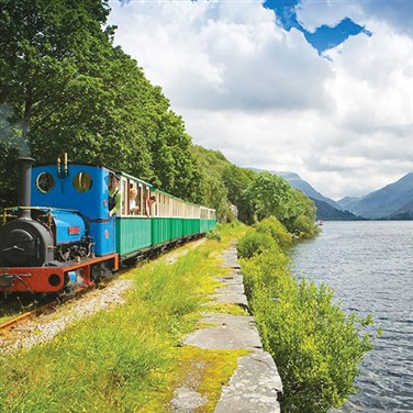 Vintage Trains of North Wales 2022
