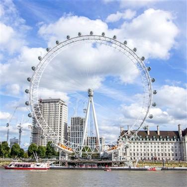 London Shopper or London Eye & Cruise