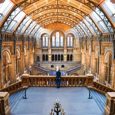 London Kensington Museum Explorer 2022