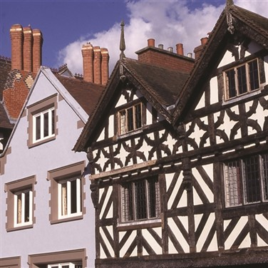 Ludlow Medieval Market Town