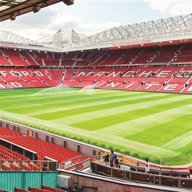 Manchester United Football Stadium Tour