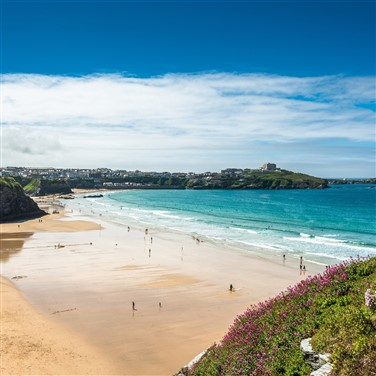 Cream of Cornwall: Newquay, Padstow & Mevagissey