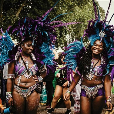 London & Notting Hill Carnival Weekend