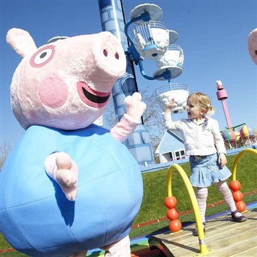 Paulton's Park: Peppa Pig World