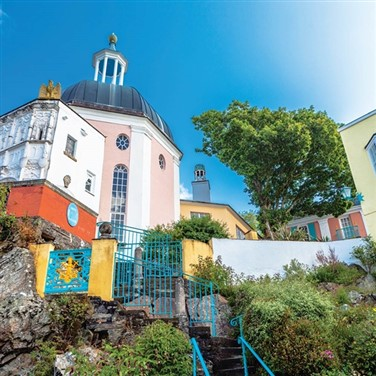 Highlights of Wales: Llanberis, & Portmeirion 2022