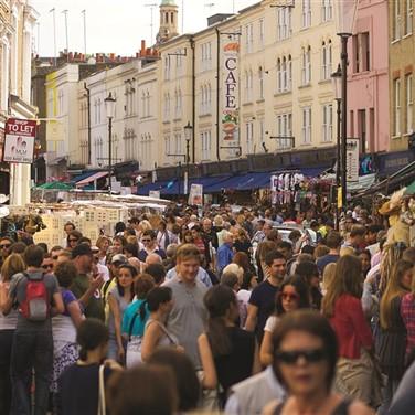London Portobello Market