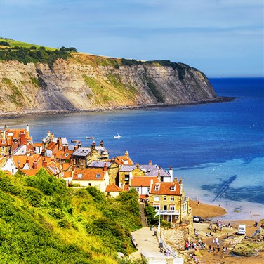 Whitby Ft Robin Hood's Bay