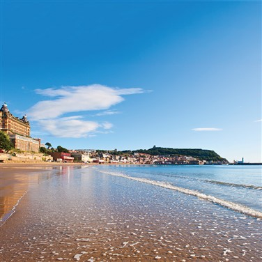 Bank Holiday in Scarborough
