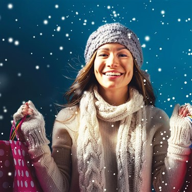 4 * Liverpool Christmas City Shopper