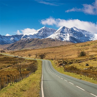 Sights of Snowdonia