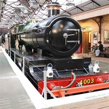 Swindon McArthur Glen or Steam Museum