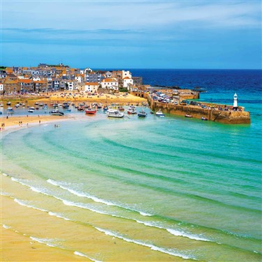 St Ives & the Cornish Riviera