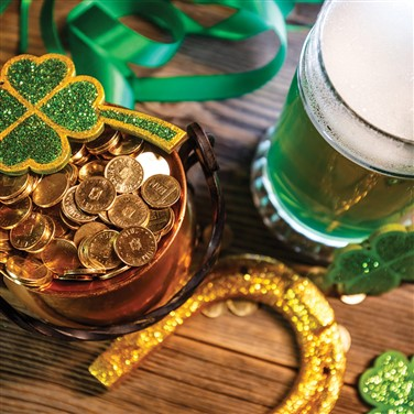 4* St Patrick's Day Celebration Break